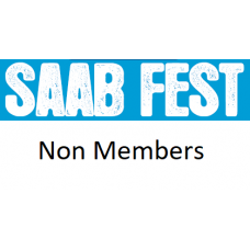 SaabFest Non-Members Sunday Pass
